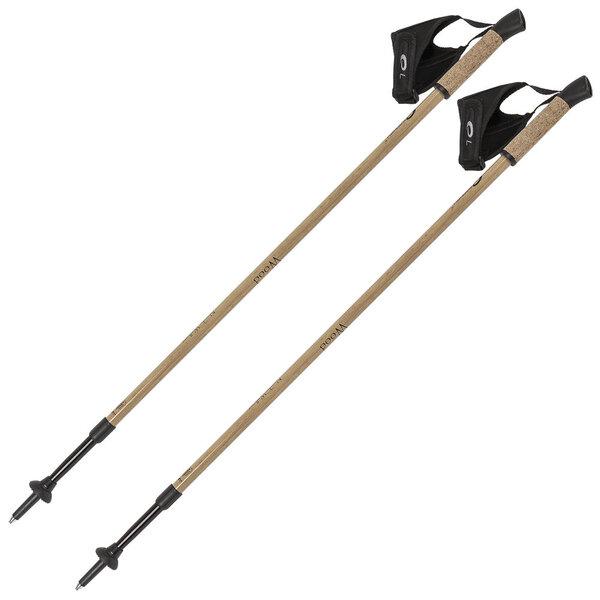 Палки для ходьбы Spokey Wood цена и информация | Käimiskepid, matkakepid | kaup24.ee