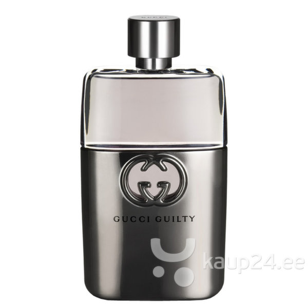 Tualettvesi Gucci Guilty pour Homme EDT meestele 90ml hind ja info | Meeste lõhnad | kaup24.ee