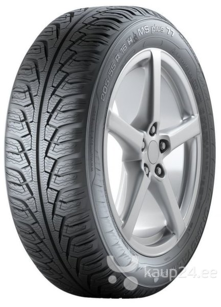 Uniroyal MS Plus 77 195/55R15 85 H цена и информация | Rehvid | kaup24.ee