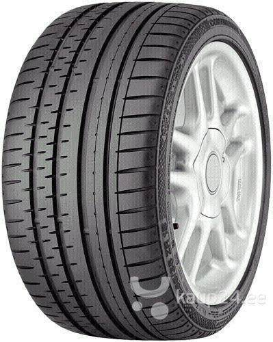 Continental ContiSportContact 2 225/50R17 94 Y AO FR цена и информация | Rehvid | kaup24.ee