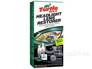 "Tulede restauraator Turtle Wax ""Headlight restorer kit"" цена и информация 