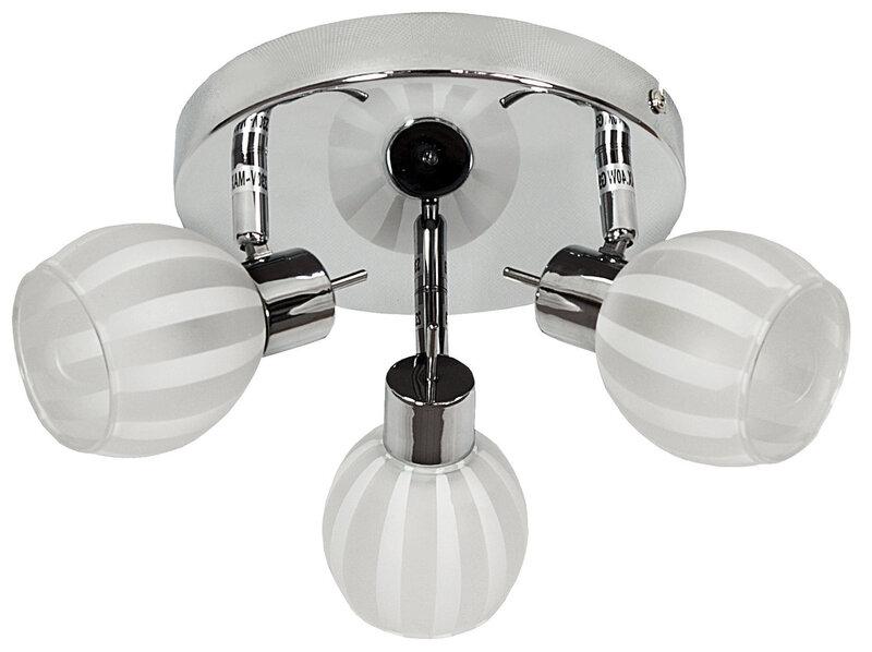 Laelamp Bars Silver III hind ja info | Laevalgustid | kaup24.ee