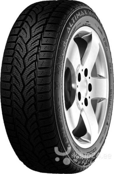 General ALTIMAX WINTER PLUS 185/60R15 88 T XL цена и информация | Rehvid | kaup24.ee