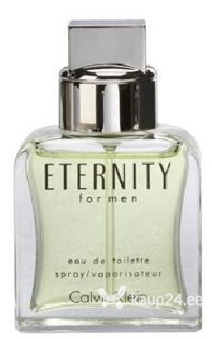 Туалетная вода Calvin Klein Eternity For Men edt 30 мл цена и информация | Meeste lõhnad | kaup24.ee