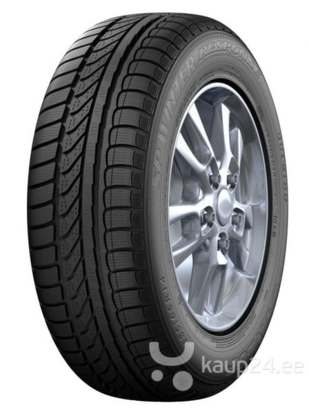 Dunlop SP Winter Response 165/70R14 81 T цена и информация | Rehvid | kaup24.ee