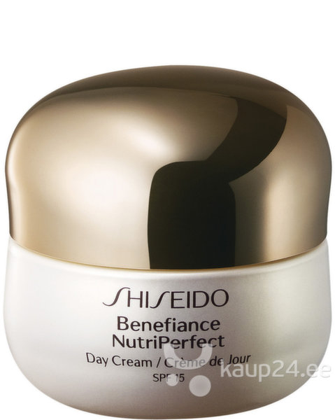 Päevakreem Shiseido Benefiance NutriPerfect 50 ml цена и информация | Näokreemid | kaup24.ee