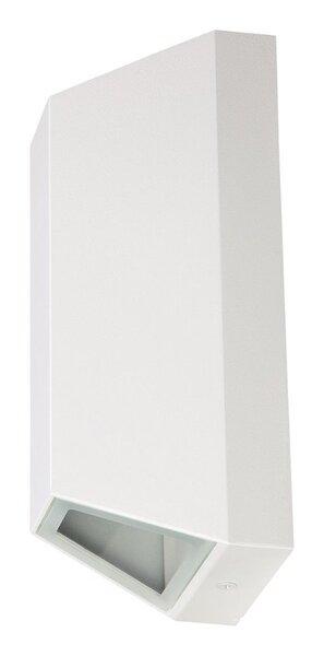 AIRAM välisvalgusti SALA, valge цена и информация | Aia- ja õuevalgustid | kaup24.ee