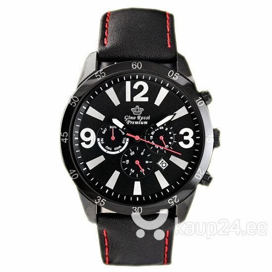 Часы Gino Rossi Premium GRS510JR цена и информация | Meeste käekellad | kaup24.ee