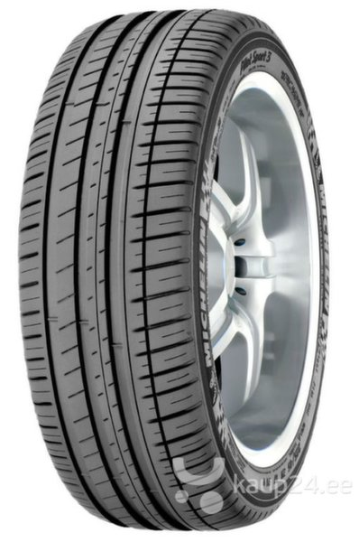 Michelin PILOT SPORT 3 255/40R19 100 Y XL цена и информация | Rehvid | kaup24.ee