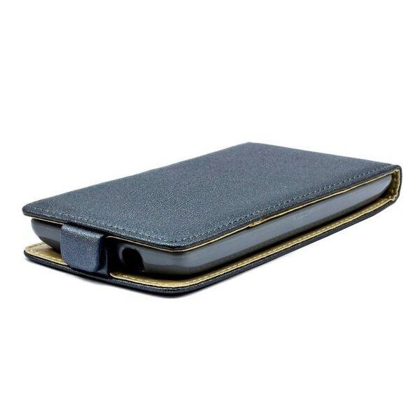 Kaitseümbris Telone Shine Pocket Slim Flip Microsoft Lumia 535, hall hind ja info | Mobiili ümbrised, kaaned | kaup24.ee