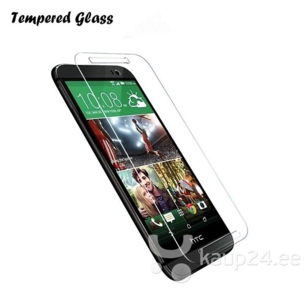 Tempered Glass Extreeme Shock Защитная пленка-стекло HTC Desire 620 (EU Blister) цена и информация | Ekraani kaitsekiled | kaup24.ee