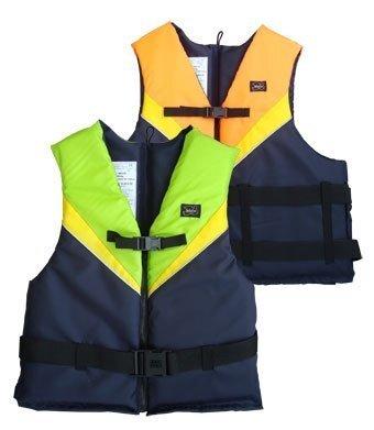 Спасательный жилет, 120-140 кг цена и информация | Päästevestid, ohutusvestid | kaup24.ee