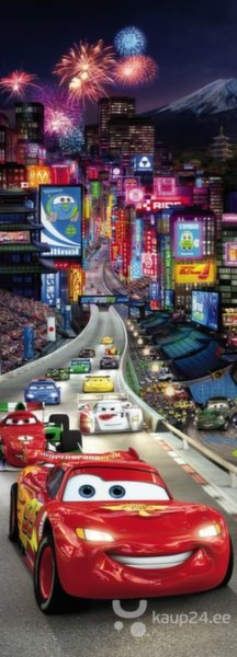 Fototapeet Cars Tokio hind ja info | Fototapeedid | kaup24.ee