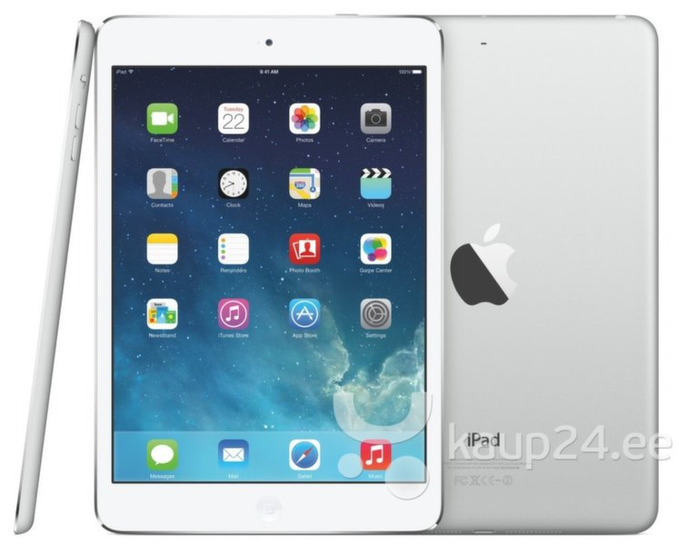 "Планшет Apple iPad Mini Retina ME814HC/A 16 GB 7.9"", WiFi+3G/4G цена и информация   Tahvelarvutid   kaup24.ee"