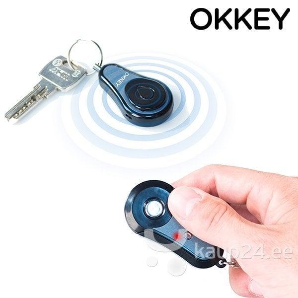 Vilistamisele reageeriv võtmehoidja OkKey цена и информация | Lisaseadmed | kaup24.ee