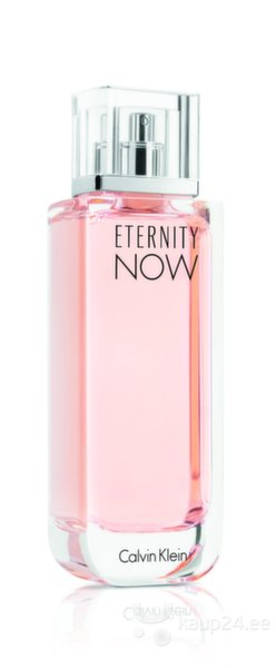 Parfüümvesi Calvin Klein Eternity Now EDP naistele 100 ml цена и информация | Naiste lõhnad | kaup24.ee