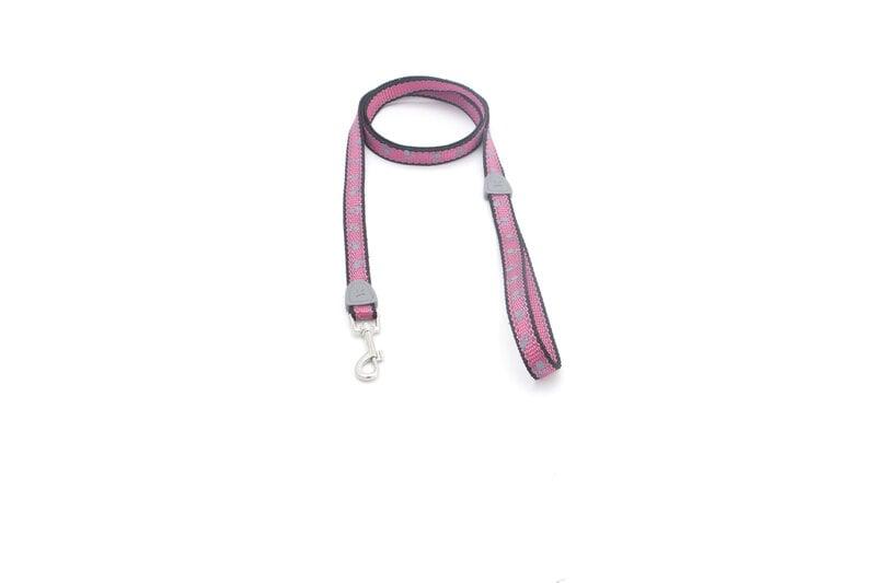 Разные размеры Цвет: розовый цена и информация | Jalutusrihmad, kaelarihmad ja traksid koertele | kaup24.ee