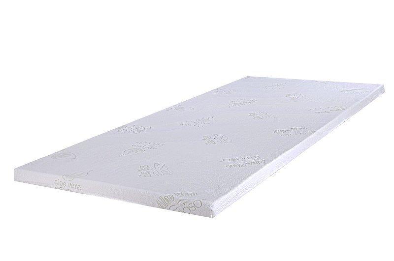 Kattemadrats Riposo Aloe Vera 140x200x5 cm hind ja info | Kattemadratsid | kaup24.ee