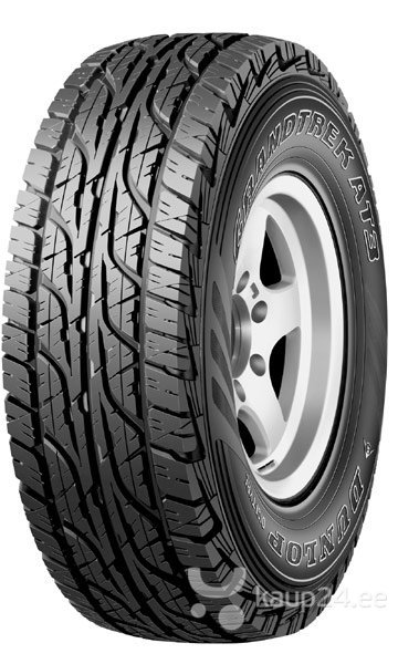 Dunlop GRANDTREK AT3 255/55R18 109 H XL цена и информация | Rehvid | kaup24.ee