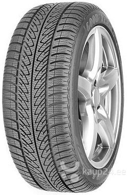 Goodyear ULTRA GRIP 8 PERFORMANCE 255/60R18 108 H AO FP цена и информация | Rehvid | kaup24.ee