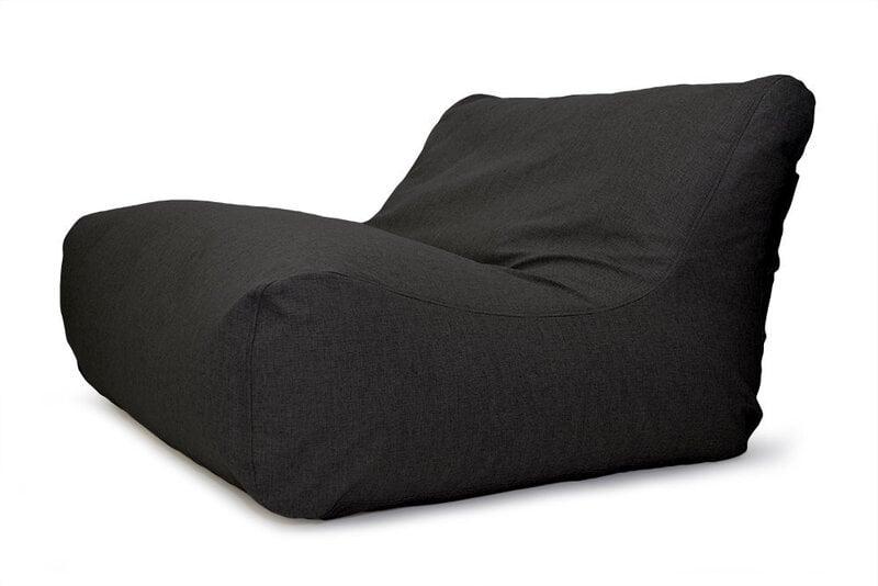 Kott-tool Sofa Lounge Home Dark Grey hind ja info | Kott-toolid ja tumbad | kaup24.ee