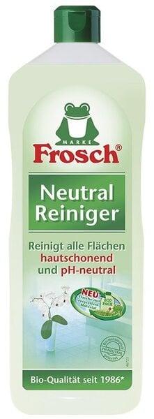 Universaalne puhastusvahend Frosch, 1000 ml цена и информация | Puhastusvahendid | kaup24.ee