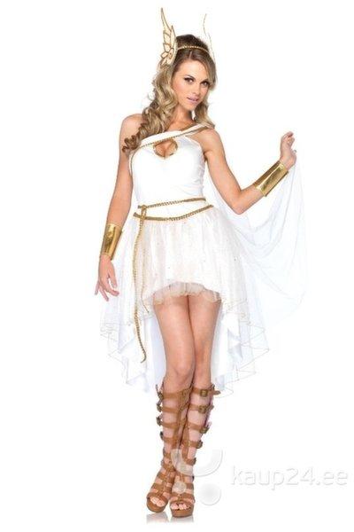 Jumalanna kostüüm Hermes цена и информация | Karnevali  kostüümid | kaup24.ee