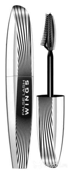 Ripsmetušš False Lash Wings Midnight Black L'Oreal Paris цена и информация | Silmadele | kaup24.ee