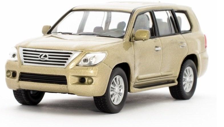Mudelauto, Lexus LX570 цена и информация | Poiste mänguasjad | kaup24.ee