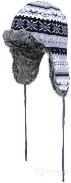 Naiste müts Outhorn, hall цена и информация | Naiste mütsid ja peapaelad | kaup24.ee