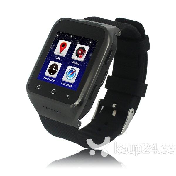 Nutikell ZGPAX S8, Android 4.4.2 KitKat, koos SIM kaardi pesaga цена и информация | Nutikellad (Smart Watch) | kaup24.ee