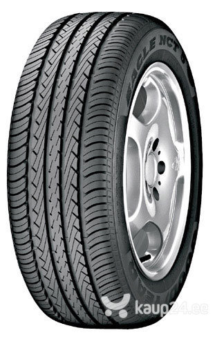 Goodyear EAGLE NCT5 225/50R17 94 Y цена и информация | Rehvid | kaup24.ee