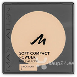 Компактная пудра Manhattan Soft Compact Powder 9 g цена и информация | Näole | kaup24.ee