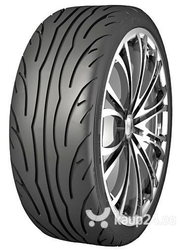 Nankang NS-2R (semi-slick) 255/40R17 98 W XL Treadwear 180 цена и информация | Rehvid | kaup24.ee