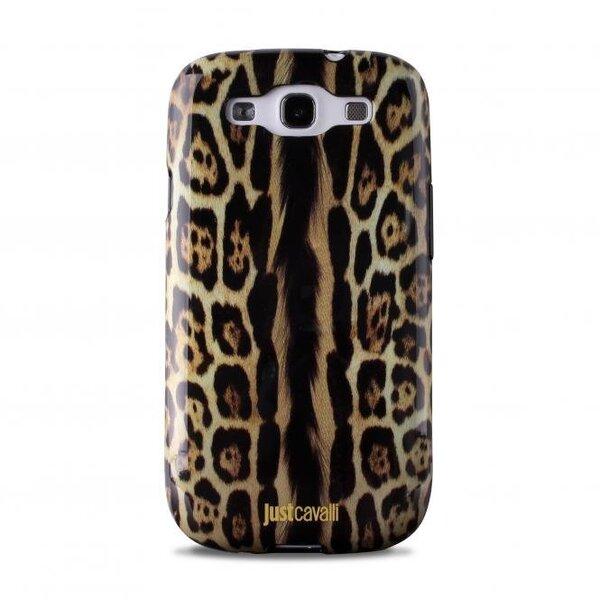 Kaitseümbris Puro sobib Samsung galaxy S3, leopard цена и информация | Mobiili ümbrised, kaaned | kaup24.ee