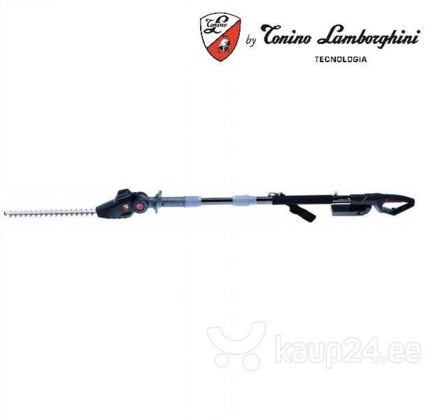 Аккумуляторный кусторез Tonino Lamborghini ATHS 6040 LI цена и информация | Heki- ja murutrimmer | kaup24.ee