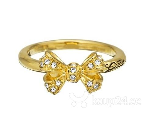 Naiste sõrmus Guess UBR51407-52 цена и информация | Sõrmused | kaup24.ee