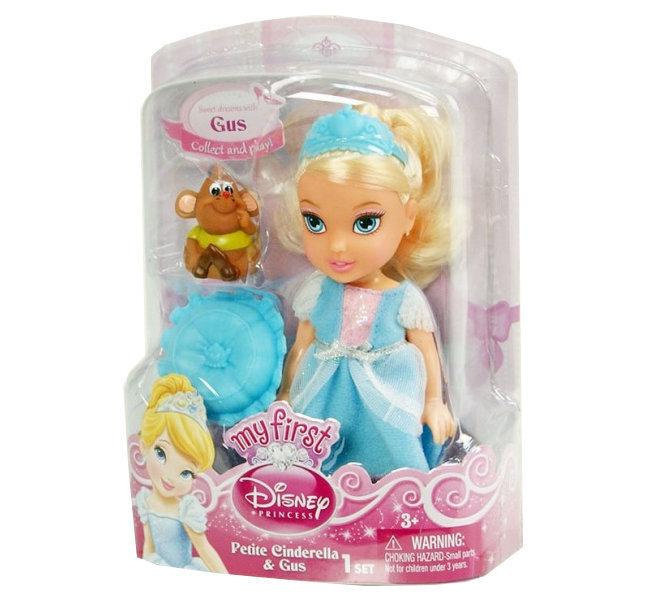Nukk koos mänguasjaga Disney Princess, 86862 цена и информация | Tüdrukute mänguasjad | kaup24.ee