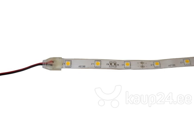 6 W/m LED riba, 5050, 30 LED/m, (6000K) küllm valge цена и информация | LED ribad | kaup24.ee