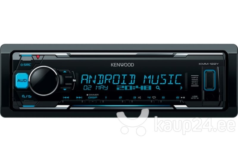 KENWOOD KMM-122Y цена и информация | Autoraadiod | kaup24.ee