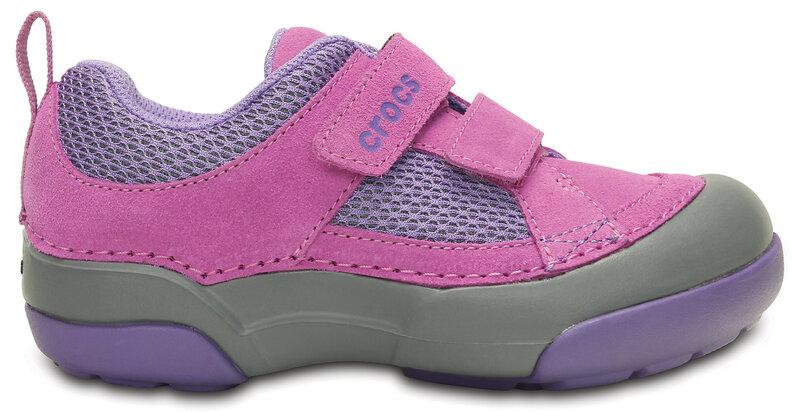 Laste vabaajajaltsid Crocs™ Dawson Easy-on Shoe, roosad цена и информация | Laste jalanõud | kaup24.ee