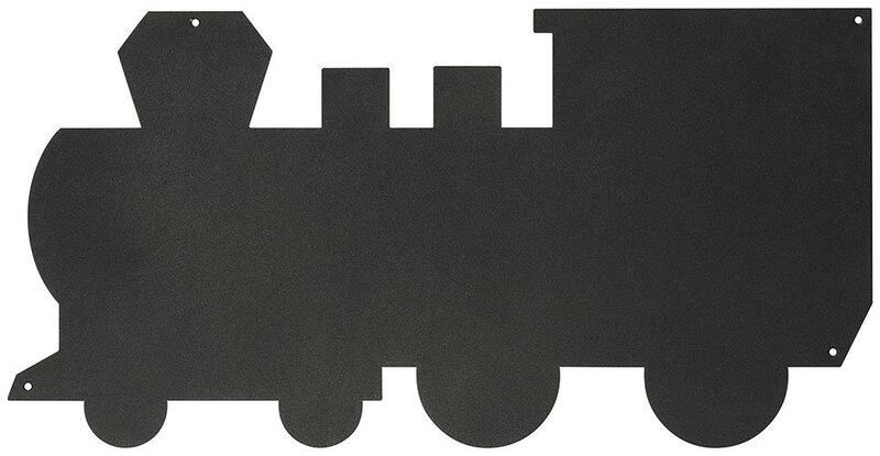 Metallist alus Rong, must, 28X55 cm цена и информация | Dekoratiivsed lillepotid | kaup24.ee