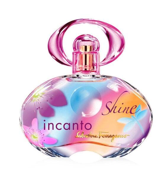 Tualettvesi Salvatore Ferragamo Incanto Shine EDT naistele 50 ml hind ja info   Naiste lõhnad   kaup24.ee