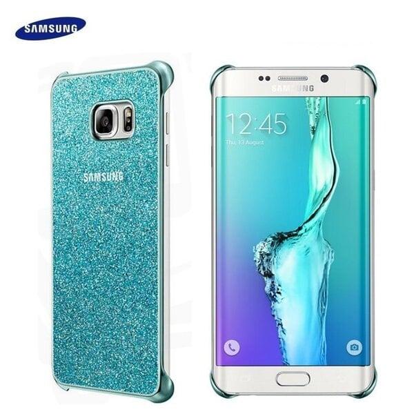 Kaitseümbris Samsung Super Slim sobib Samsung Galaxy S6 Edge+ (G928FZ), sinine цена и информация | Mobiili ümbrised, kaaned | kaup24.ee