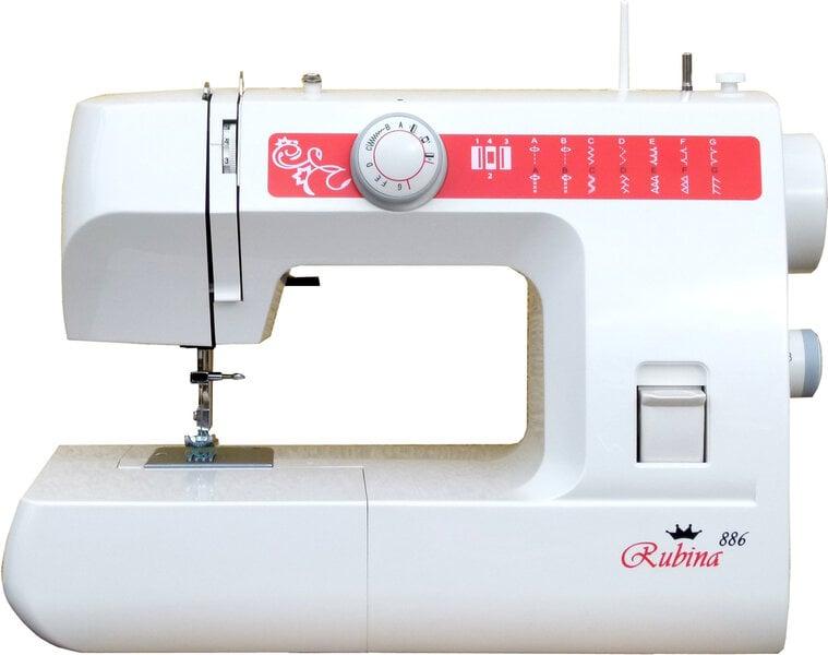 Швейная машина Rubina 886 цена и информация | Õmblusmasinad, tikkimismasinad | kaup24.ee