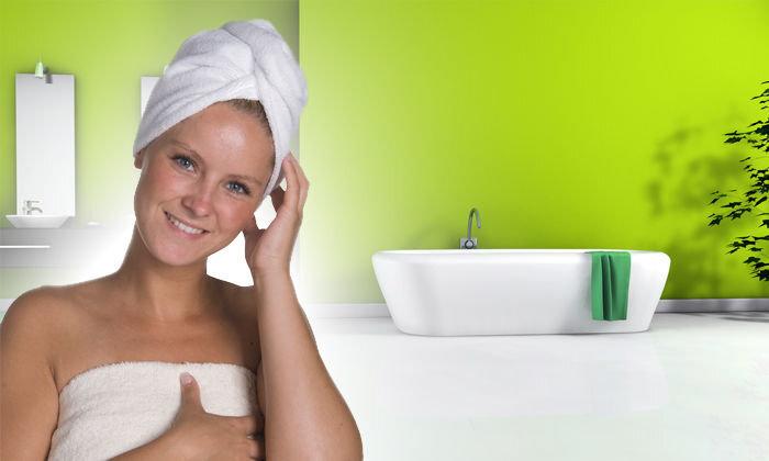 Полотенце для сушки волос из микроволокна цена и информация | Ilu ja tervis | kaup24.ee
