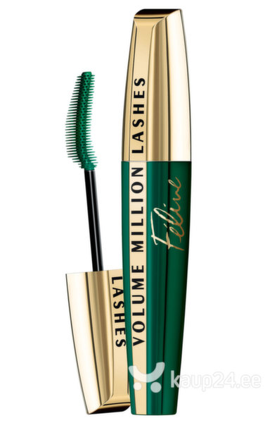 Тушь Volume million lashes FELINE L'Oreal Paris  цена и информация | Silmadele | kaup24.ee