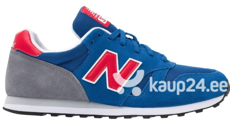 Meeste spordijalatsid New Balance ML373ROR, sinised/punased цена и информация | Jooksu- ja vabaajajalatsid meestele | kaup24.ee