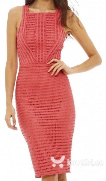 Naiste kleit AX Paris I, roosa цена и информация | Kleidid | kaup24.ee