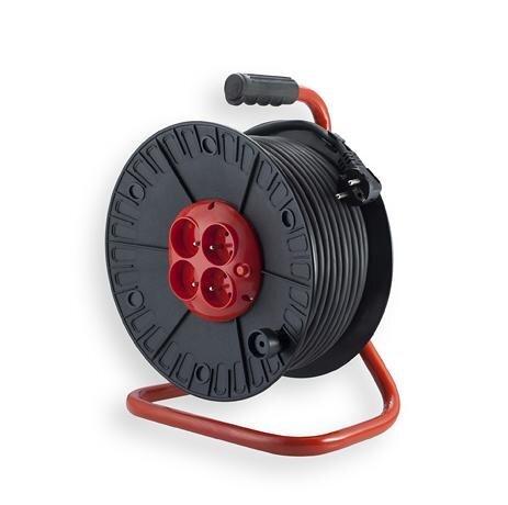Удлинитель с подставкой 40м 3x1.5 мм2 цена и информация | Pikendusjuhtmed | kaup24.ee